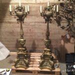 Van Vliet Kroonluchters restauratie antieke kandelaars